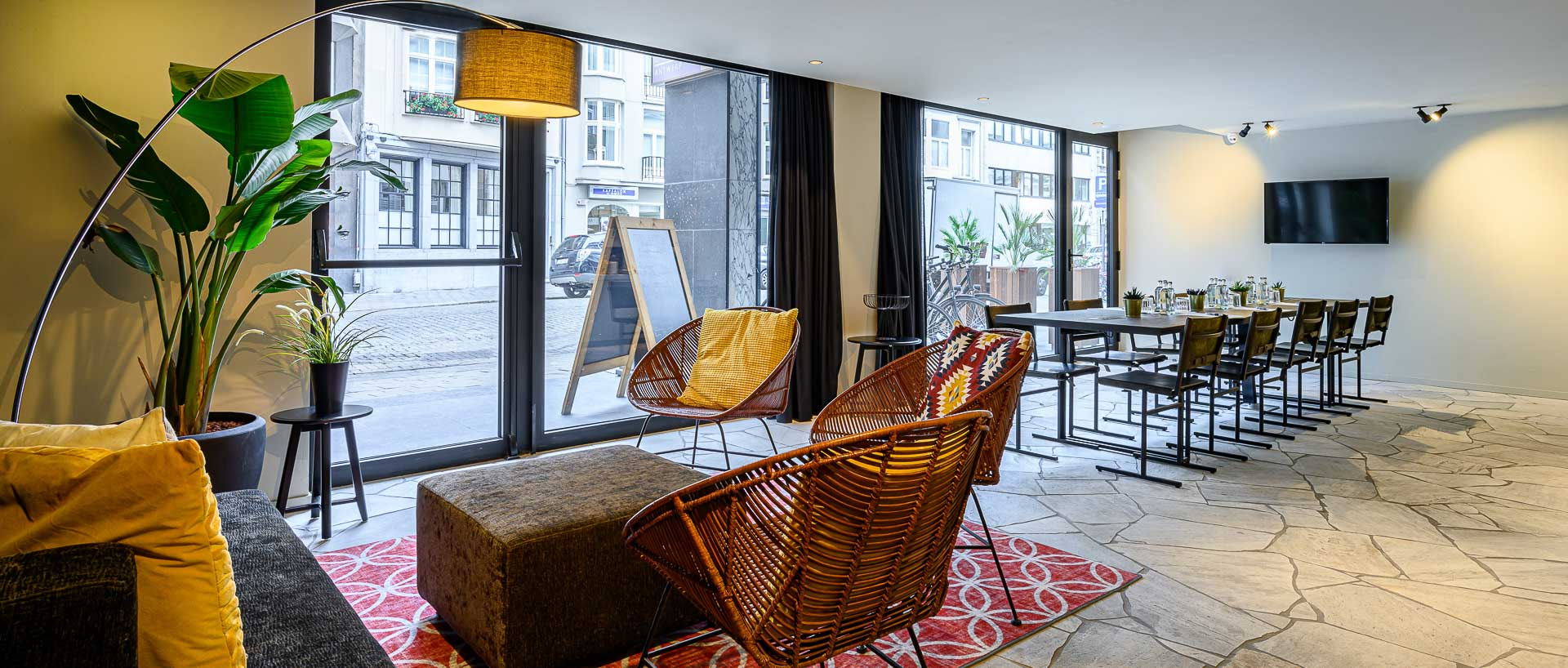 Meeting room PREMIER SUITES PLUS Antwerp