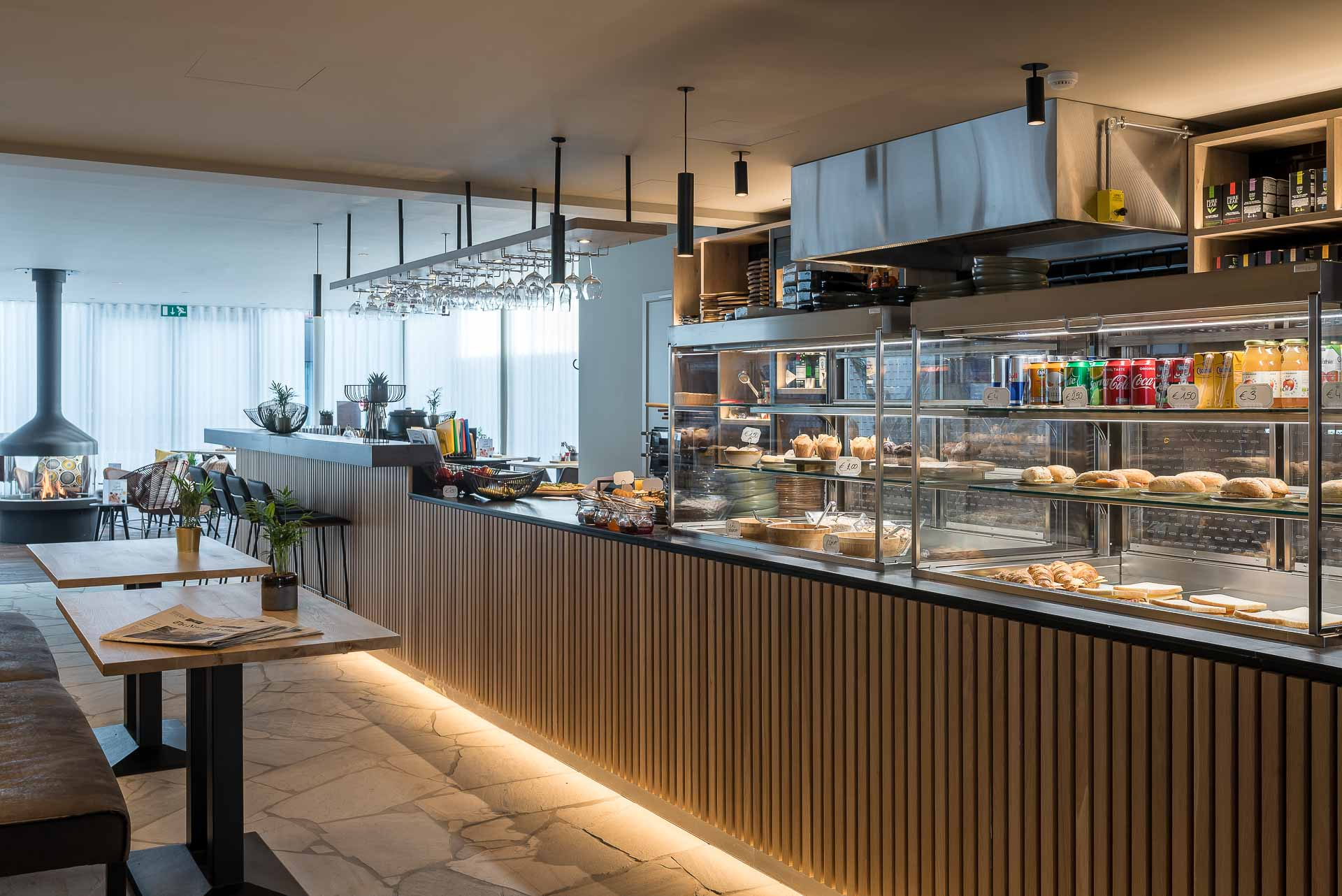 Choice meals in PREMIER SUITES PLUS Antwerp
